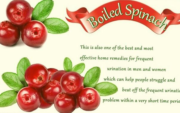 frequent urination in men natural remedies